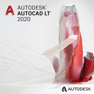 AutoCAD LT 2019 Media Kit / DVD