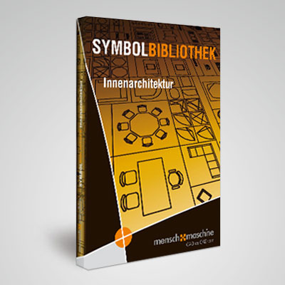 Symbolbibliothek innenarchitektur for Innenarchitektur tool